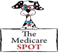 Medicarespot logo | Connecting the Dots for You.